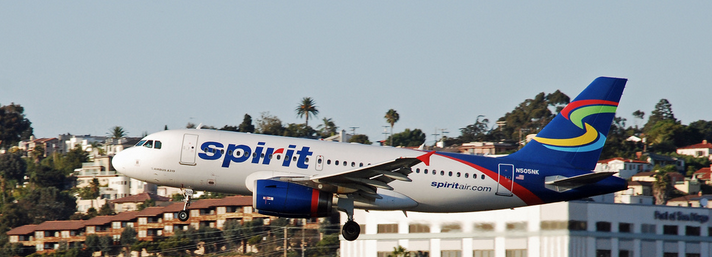 Spirit Airlines Brings Up Rear In Latest Airline Customer-Satisfaction Scores