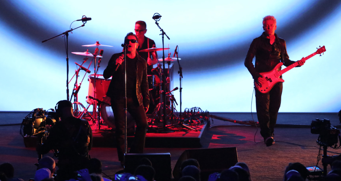 U2 Sorry For Foisting Its New Album On Millions Of iPhone Users Without Asking