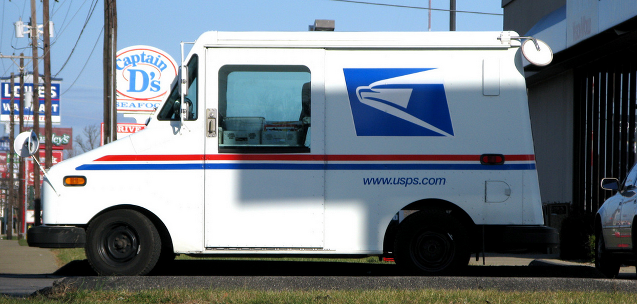 USPS To New York Town: Hey, Sorry For Delivering Blood