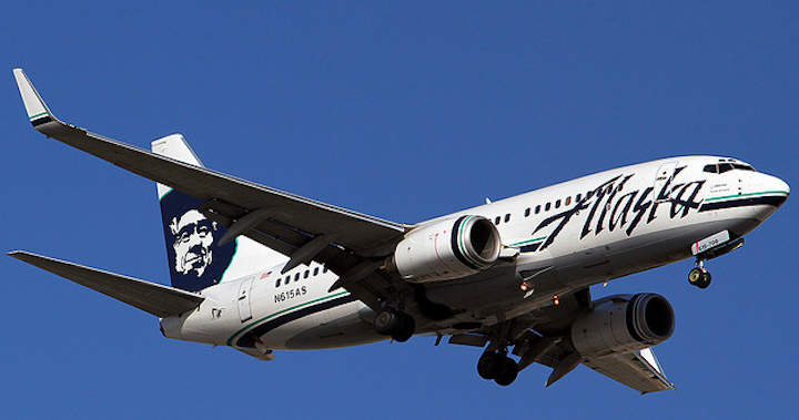 Alaska Airlines Flight Diverted After Unruly Passenger Allegedly Threatened Crew