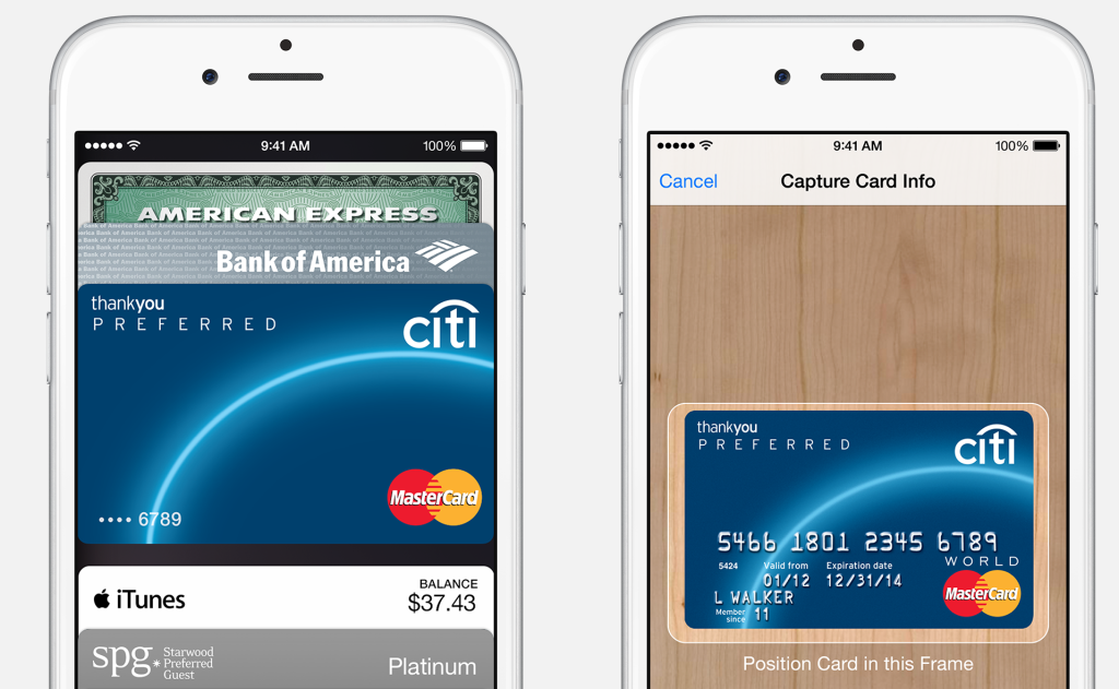 Apple Pay allows you to easily scan cards into the Passbook app, but Citi is allowing some cards to be added without additional verification if they meet certain conditions.