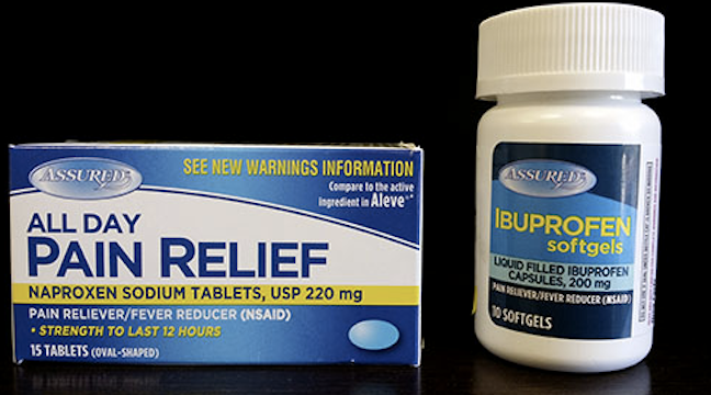 Naproxen Sodium Pain Relief Pills Recalled Because They Arent