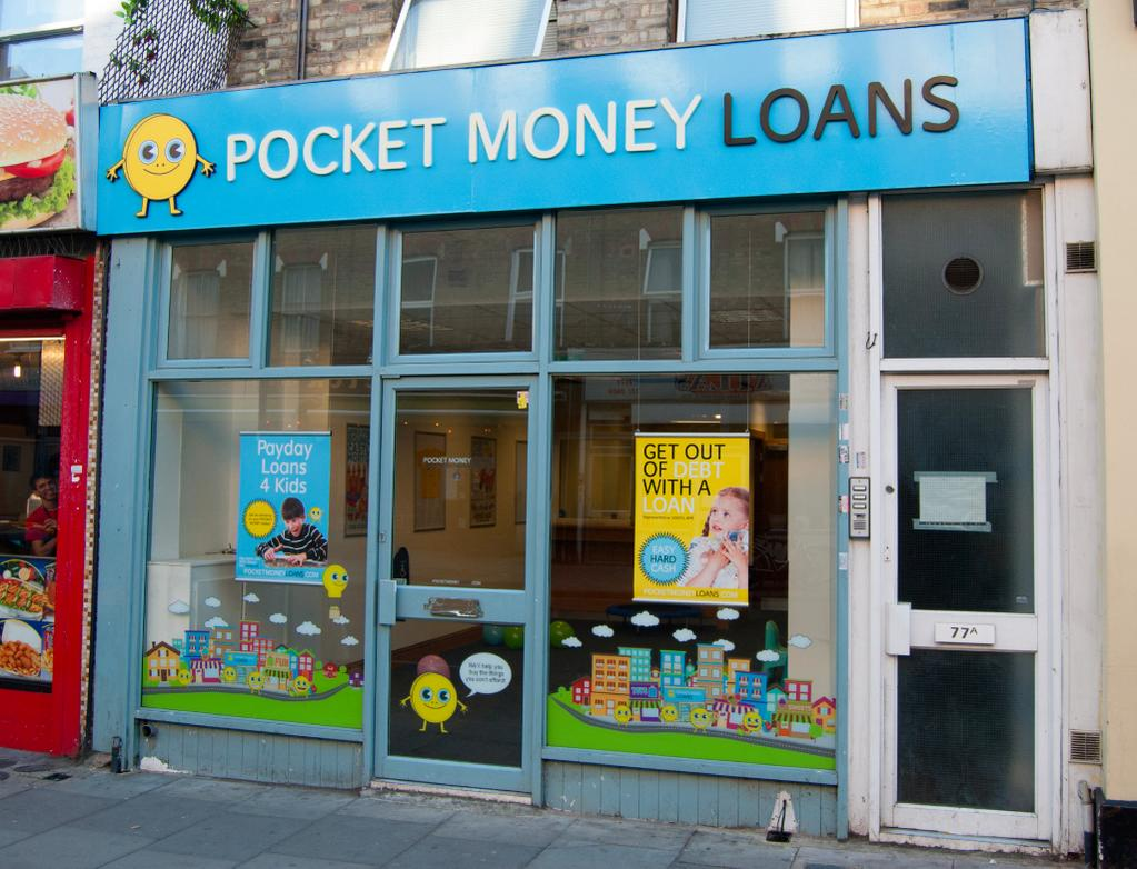 C'mon kiddies, get your 5,000% APR payday loans!