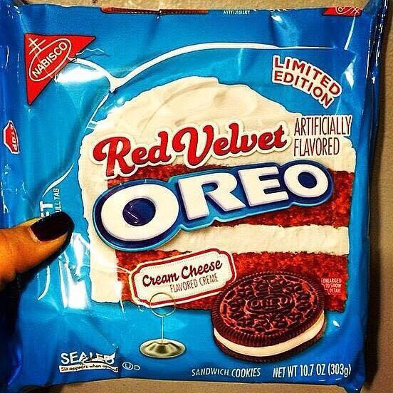 Red Velvet Oreos Could Be Real, Or Maybe Not