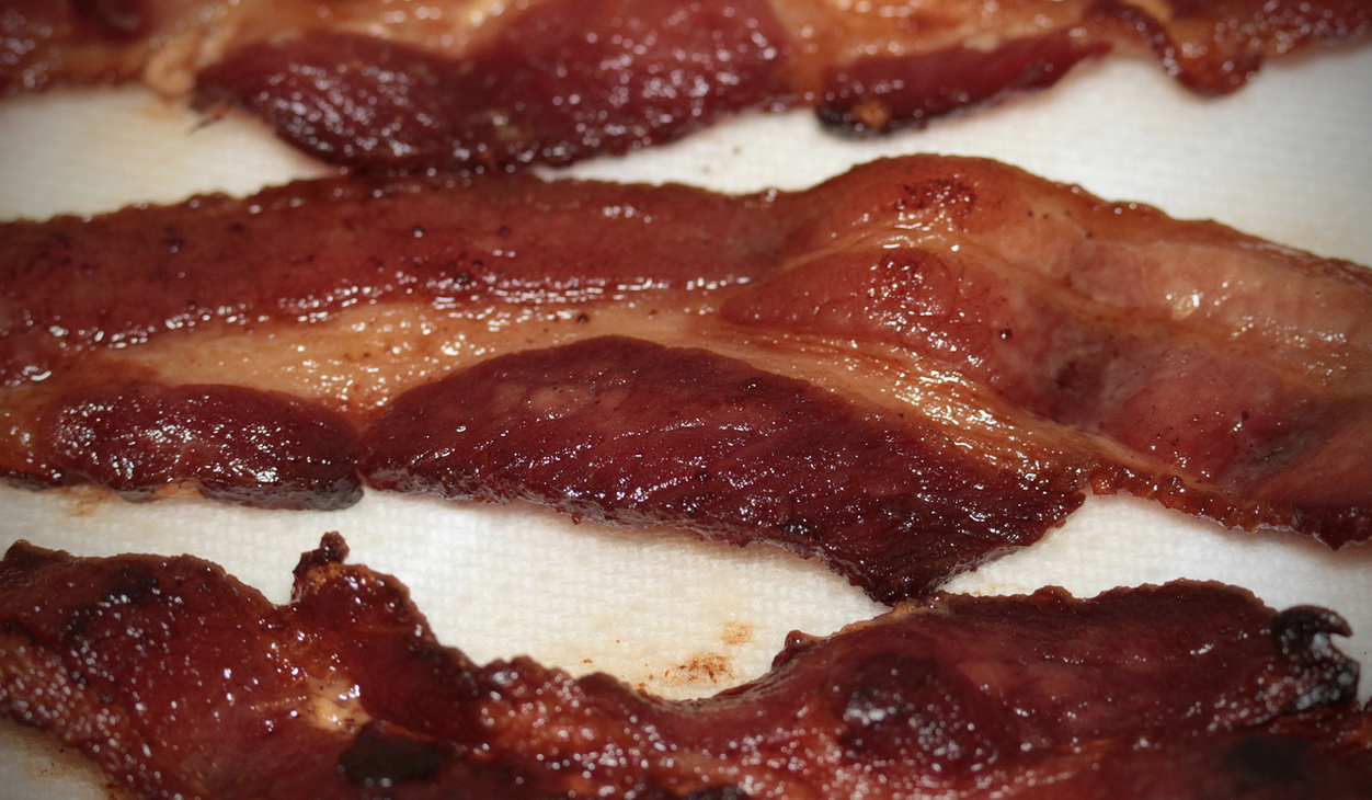 Genius Scientists Have Developed Bacon-Flavored Seaweed Because Clearly That Is Necessary