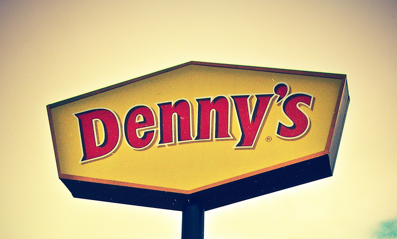 Police: Woman Threw Punches At Denny's Because All-You-Can-Eat Doesn't Mean You Can Share With Friends