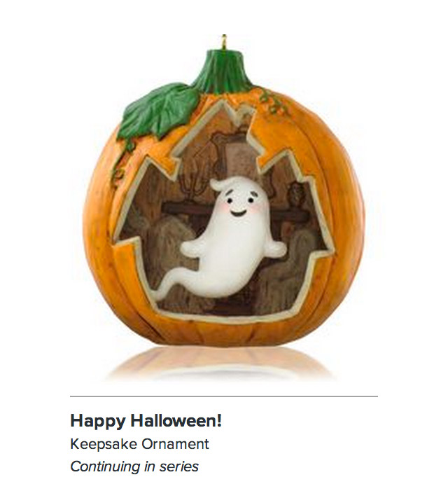 At Hallmark, Get Halloween Ornaments For Your Halloween Tree