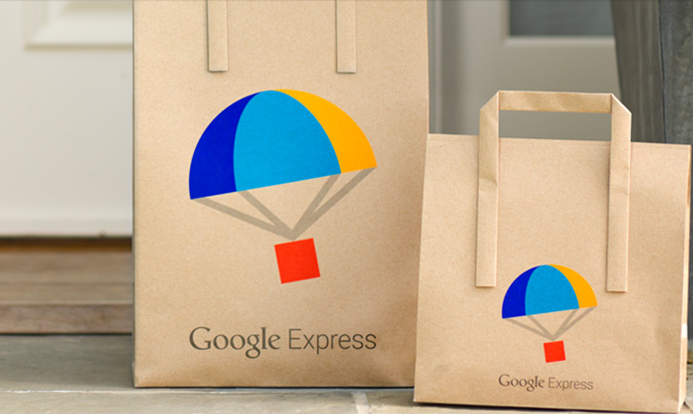 Google renamed its same-day shipping service and expanded to three additional cities.
