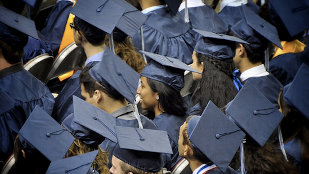 New York Program Will Pay For Two Years Of Recent Graduates' Student Loans