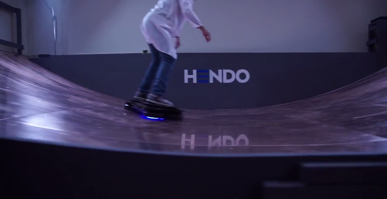 Company Has Created Actual Hoverboard, In Time For Marty McFly's 2015 Visit