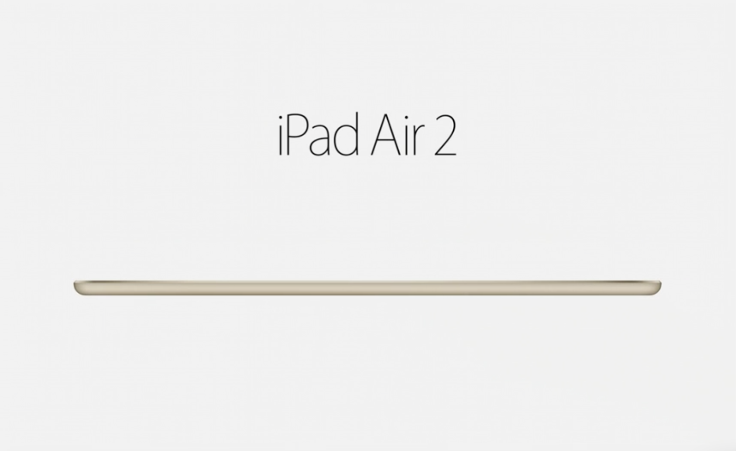 New iPads Go On Sale Tomorrow; Shipping Next Week