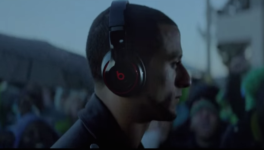 Colin Kaepernick Fined $10K For Wearing The Wrong Headphones