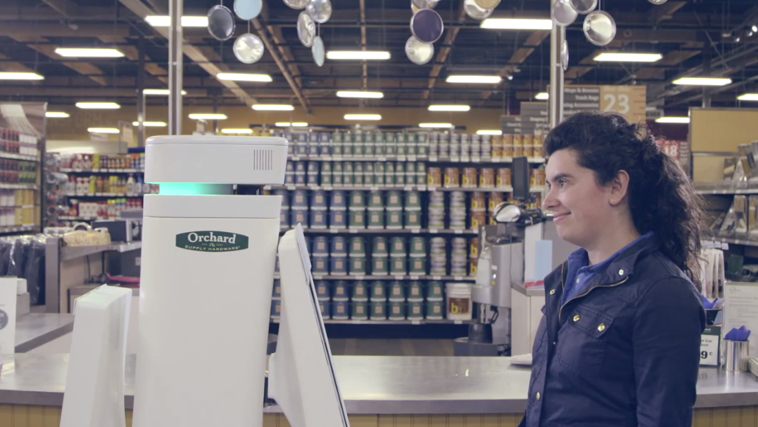 Lowe's New Customer Service Robot Just Sounds Like A Really Good Employee
