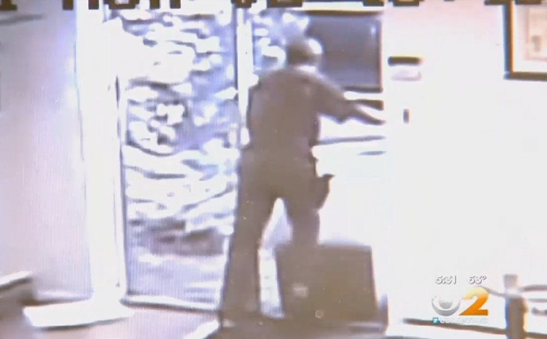 UPS Driver Kicks Fragile Package, Is Caught On Camera