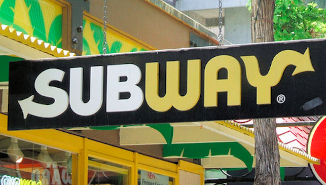 Subway Celebrates 50th Anniversary By Changing HQ Street Name To 'Sub Way'