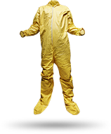Sexy ebola containment suit