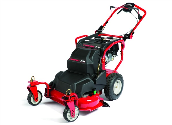 The Troy-Bilt FLEX Is The Cuisinart Of Lawn Care