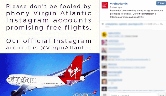 No, Virgin Atlantic Is Not Going To Give You A Free Plane Ticket