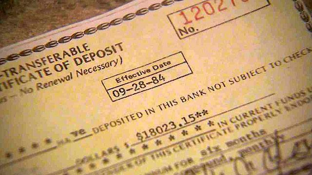 Wells Fargo Refusing To Honor Widow\'s 30-Year-Old CD – Consumerist