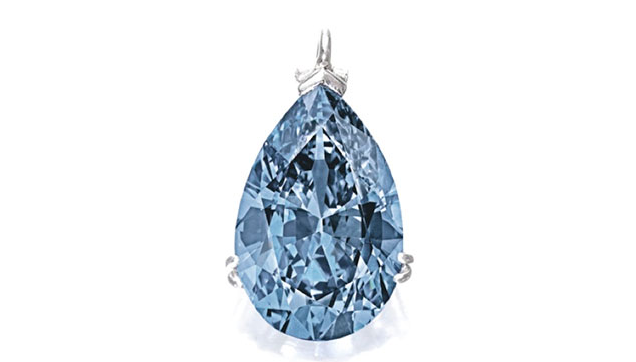 The Most Expensive Blue Diamond You Ll Ever See But Never Touch