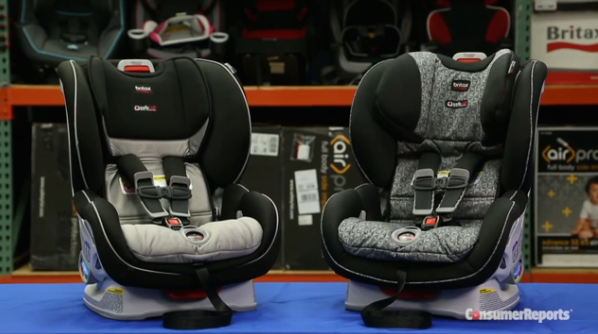 If You Have One Of Two Britax ClickTight Car Seats, Watch This Video To Make Sure It's Installed Safely
