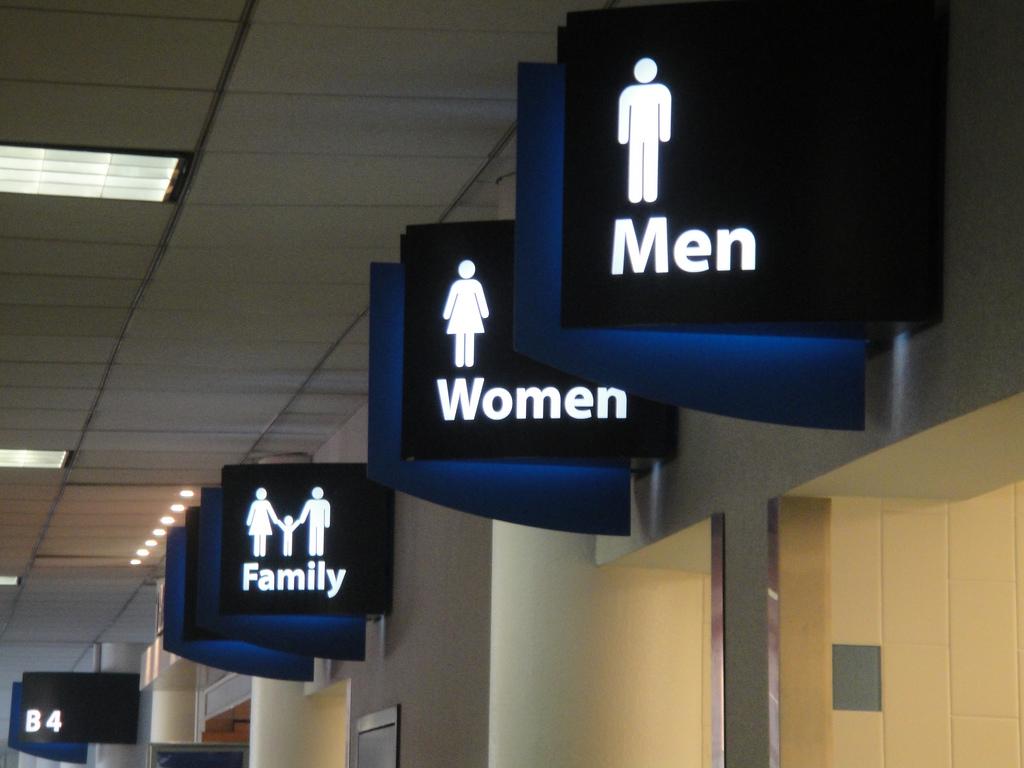 Naked Man Falls Through Airport Bathroom S Ceiling