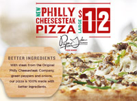 Papa John's Introduces A Cheesesteak Pizza For Some Reason