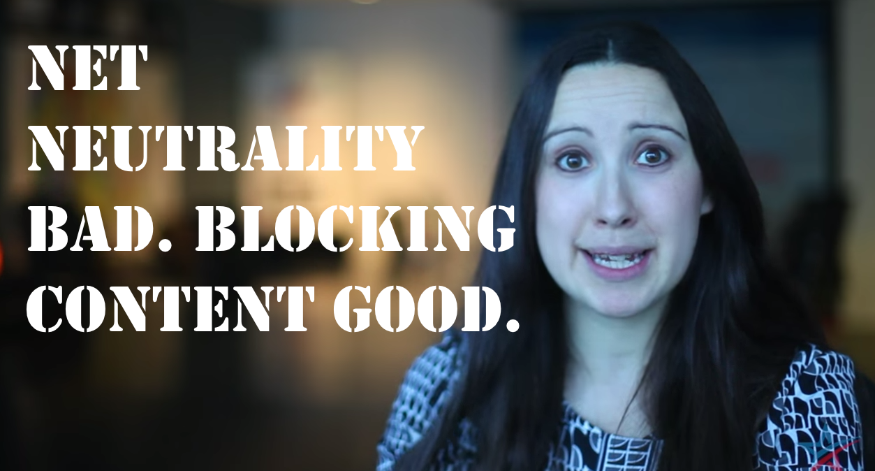 Here Is The Most Misleading Video You're Likely To See About Net Neutrality