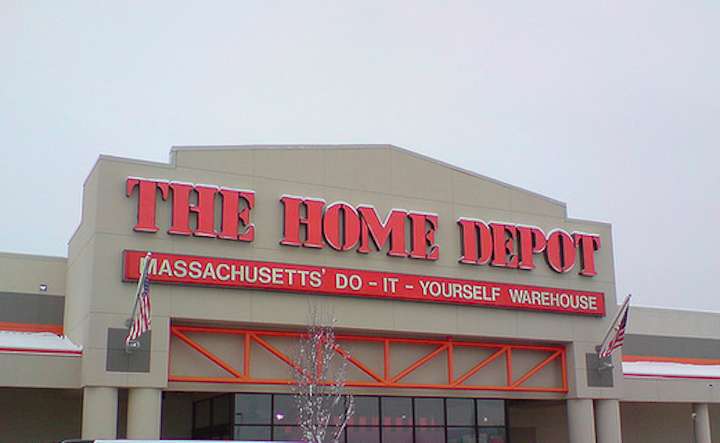 Man Stole $11,000 In Stuff From Home Depot, Then Returned It