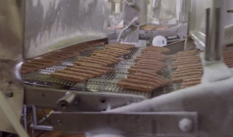 mcdonald s wants you to watch how a mcrib gets made so you ll eat at