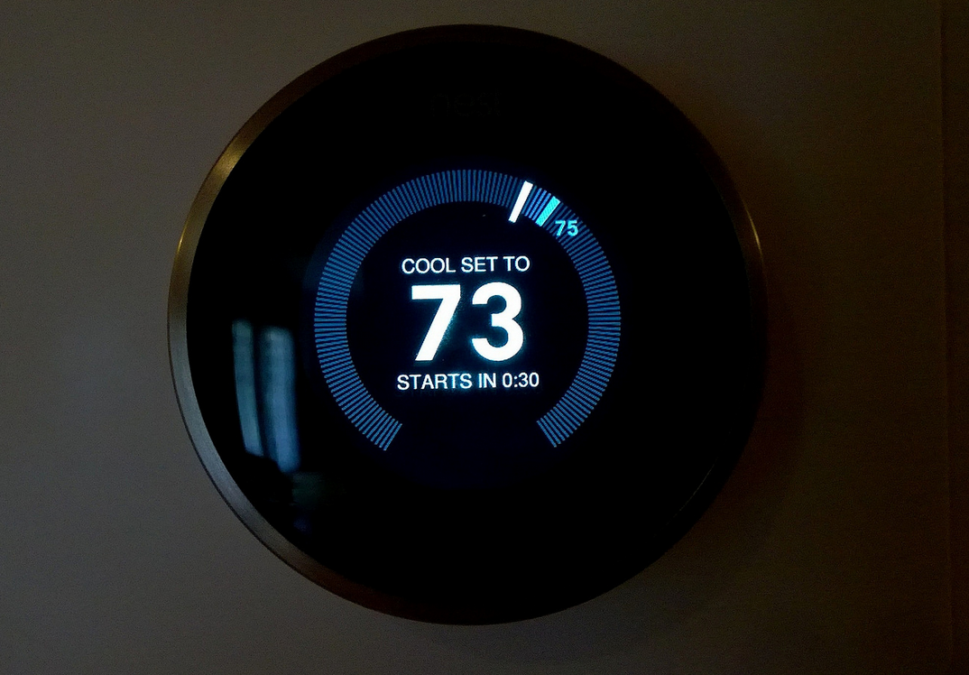 Nest Thermostats Were Leaking ZIP Codes Over WiFi