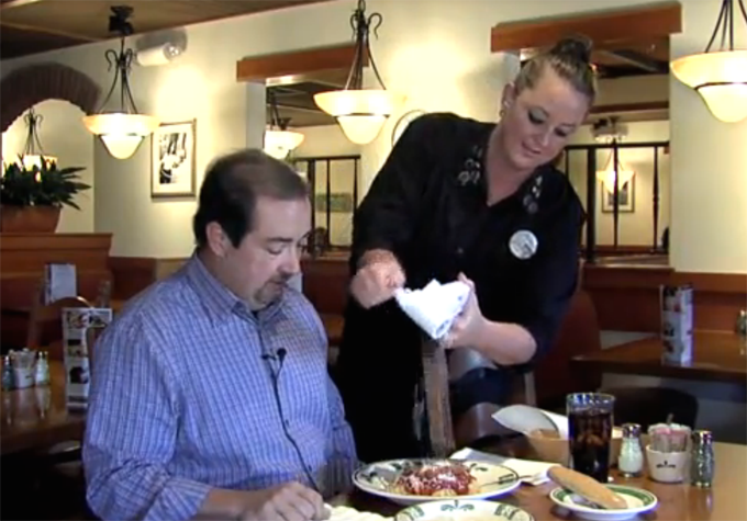 Pasta Pass 'Winner' Eats 115 Olive Garden Meals In 7 Weeks