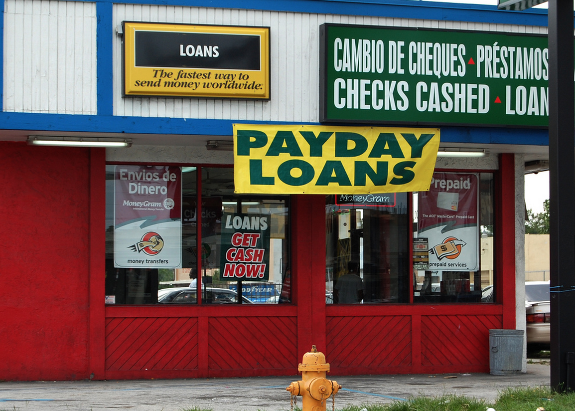 Report: Payday Lenders Funded Academic Research Favorable To Payday Lending