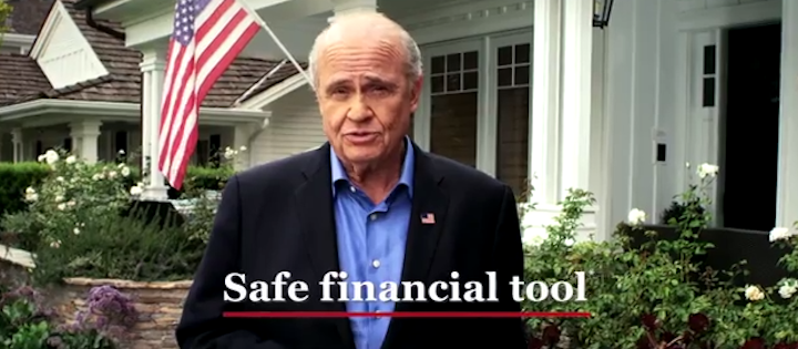 Why You Shouldn't Get A Reverse Mortgage Just Because Fred Thompson Tells You To