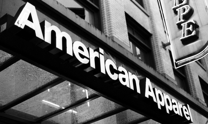 e2c0939bc3 American Apparel Closing Some Stores, Launching New Line In ...