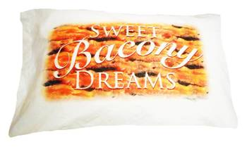 Meat Dreams: Bacon-Scented Pillowcases Exist