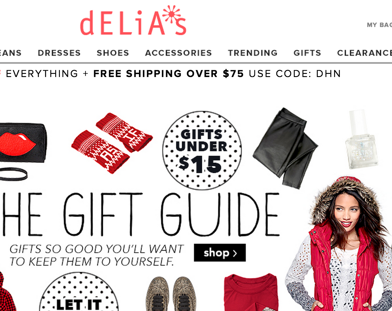 Teen-Targeted Retailer dELiA*s Is bANkruPt. Will Close Stores, Liquidate Merch