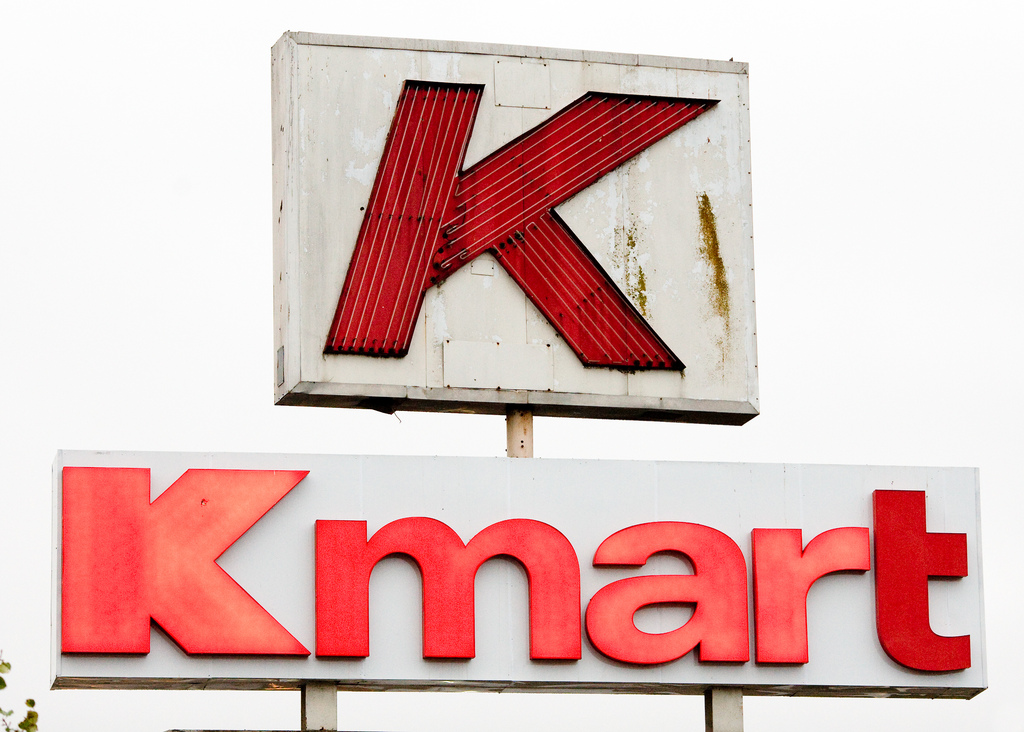 Just Because Your Kmart's Shelves Are Empty, That Doesn't Mean It's Closing