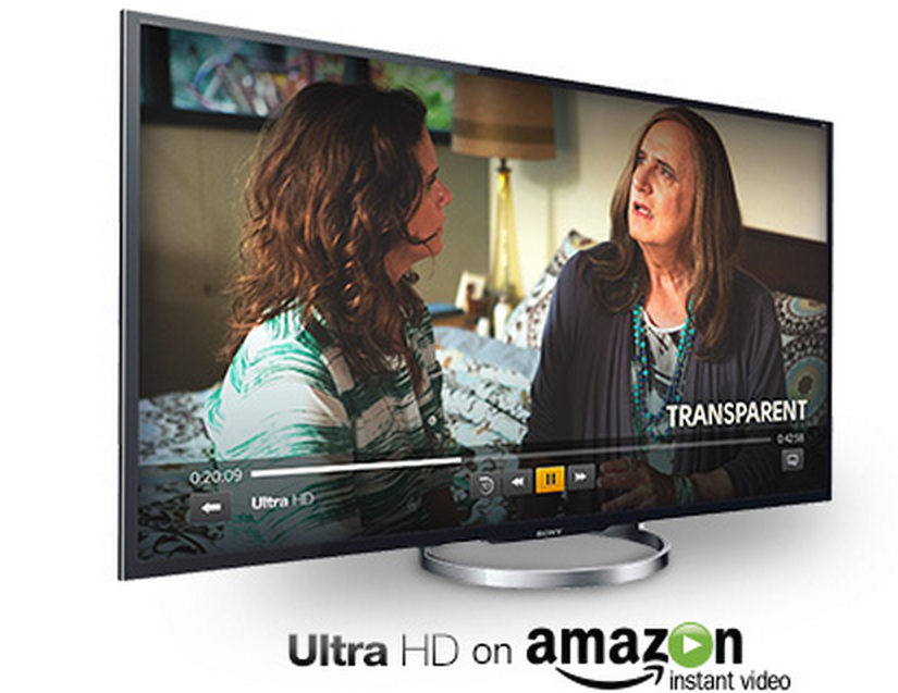 Amazon Dips Toes Into Ultra HD Streaming Waters