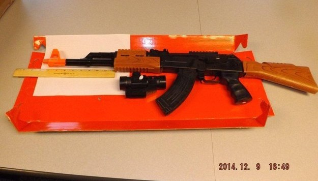 Walmart, Sears, Amazon & Other Retailers Agree Not To Sell Realistic-Looking Toy Guns In NY