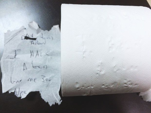 Pizzeria Robbery Mystery Solved After Cops Trace Toilet