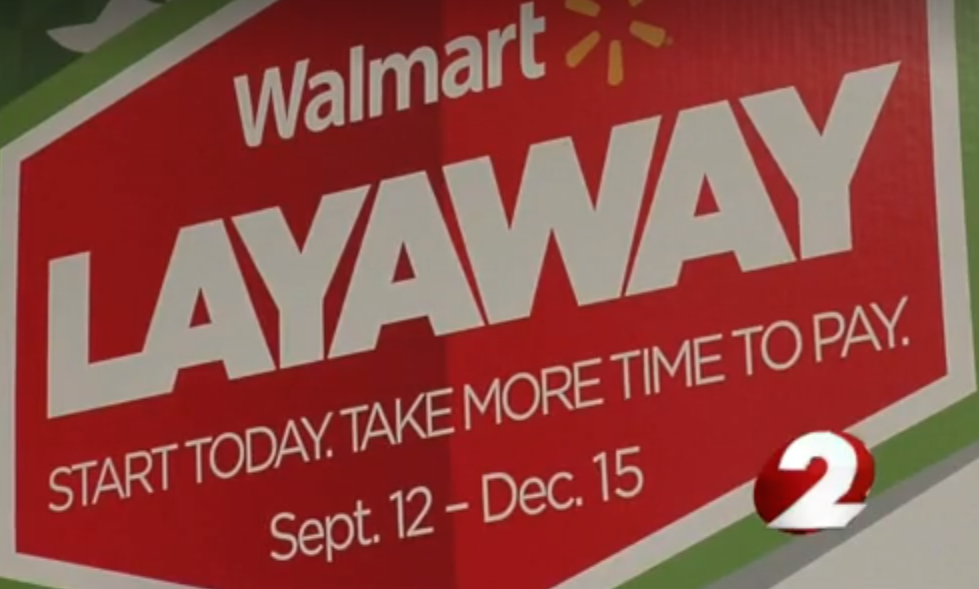 Secret Santa Gifts $15K To Pay For Strangers' Walmart Layaway Items