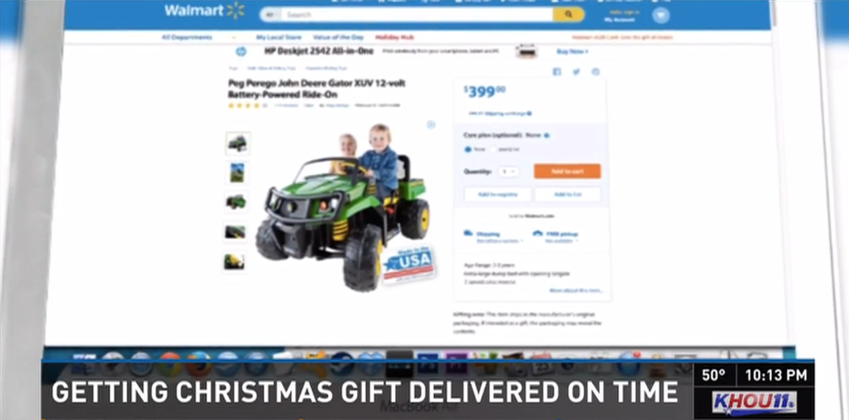 Walmart Loses Customer's Black Friday Order, Tells Her To Re-Order At Full Price