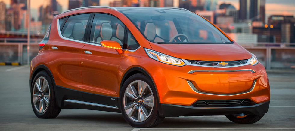 GM Provides More Details On Long-Range Affordable Electric Chevy Bolt