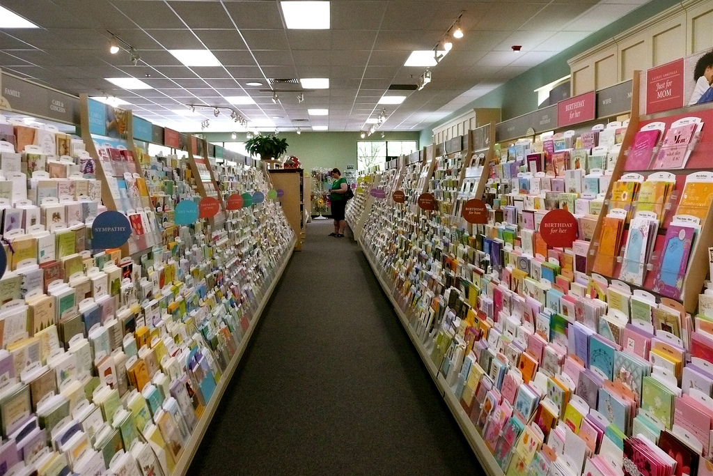 Hallmark Planning Mini Stores Inside JCPenney Locations Consumerist