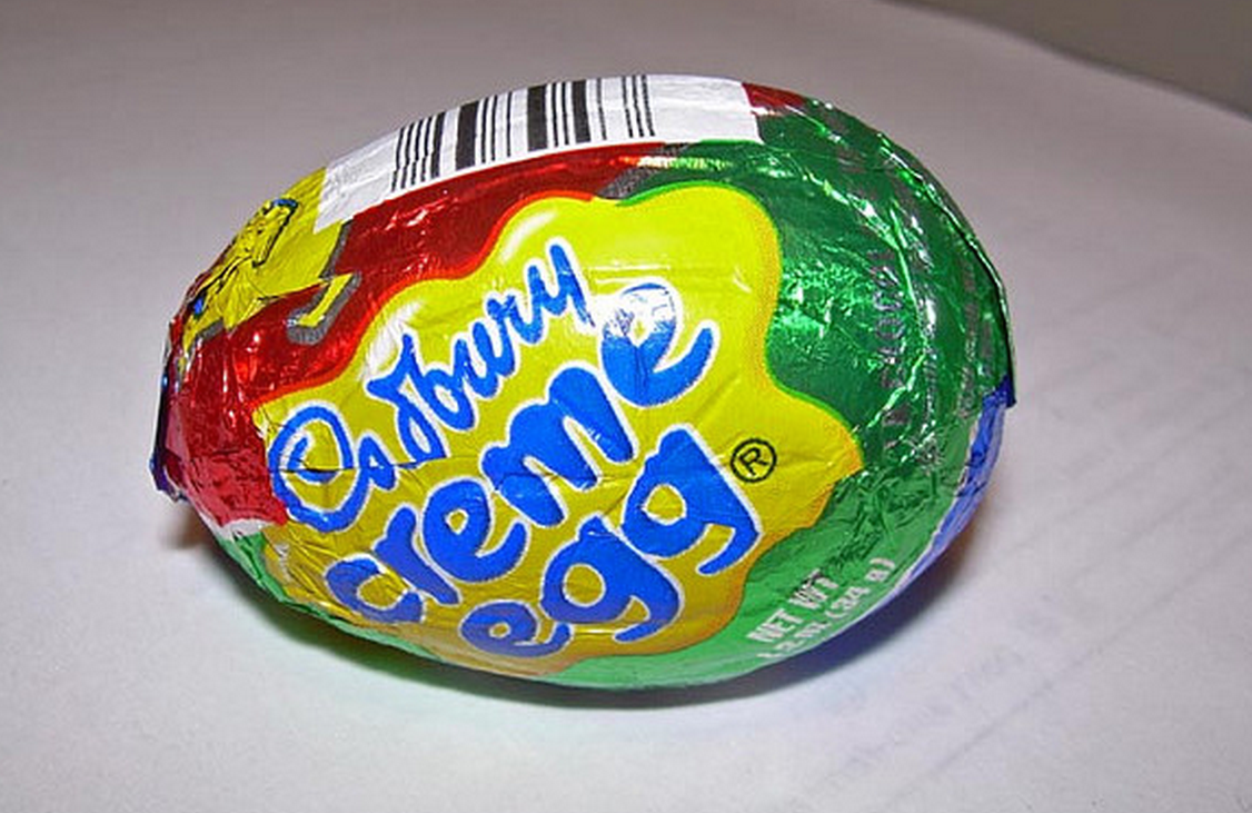 Market Research Firm: Cadbury Creme Egg Sales Down £6 Million After Recipe Change Outside Of U.S.