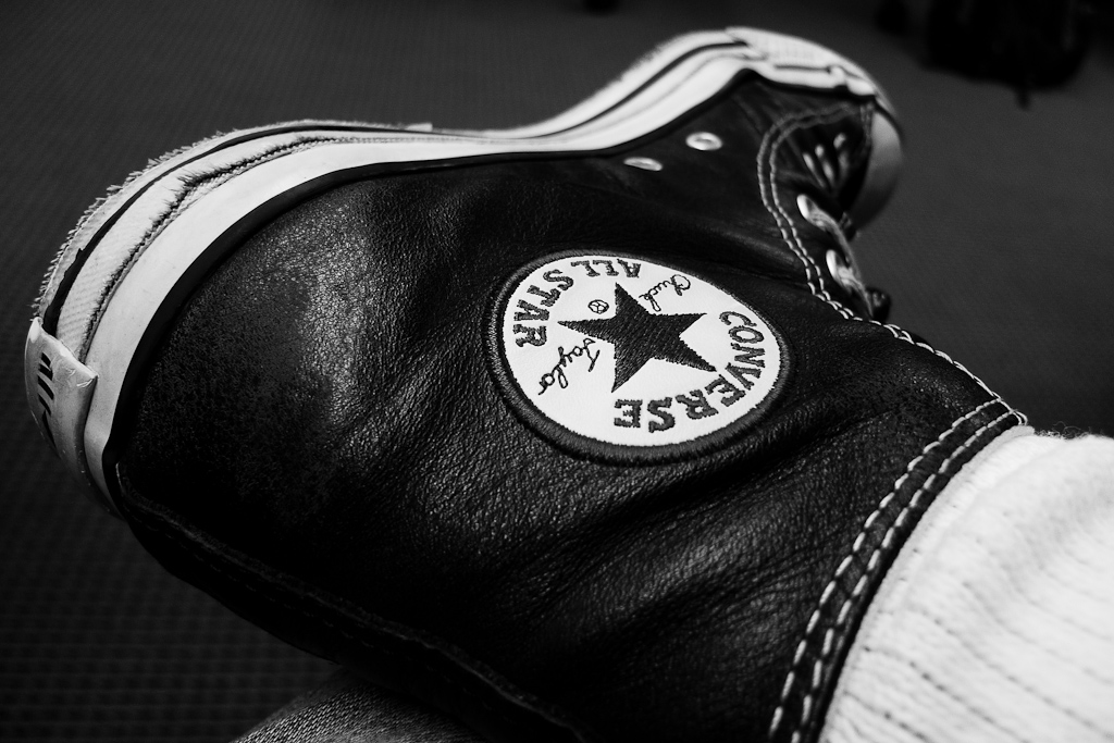 Ralph Lauren Agrees To Destroy All Its Converse Copycats In