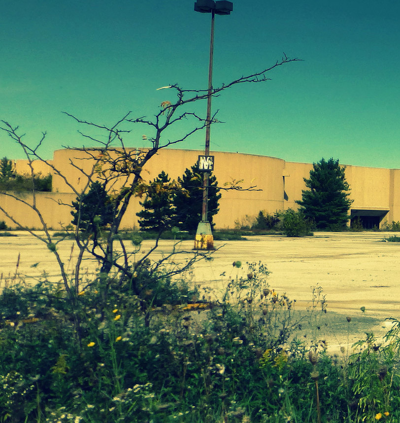 Why Are There So Many Dead Malls? The Middle Class Is Dying, Too