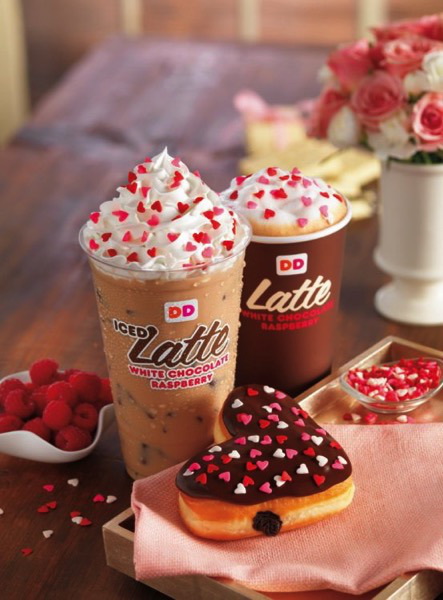 White Chocolate Raspberry Fights Red Velvet To Become Official Valentine's Day Flavor