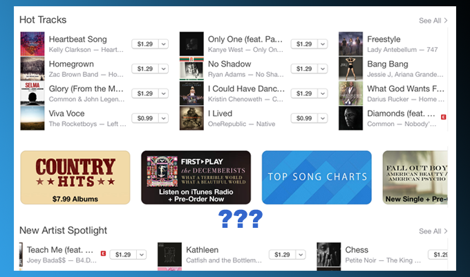 Has Apple Ended The Free iTunes Single Of The Week?